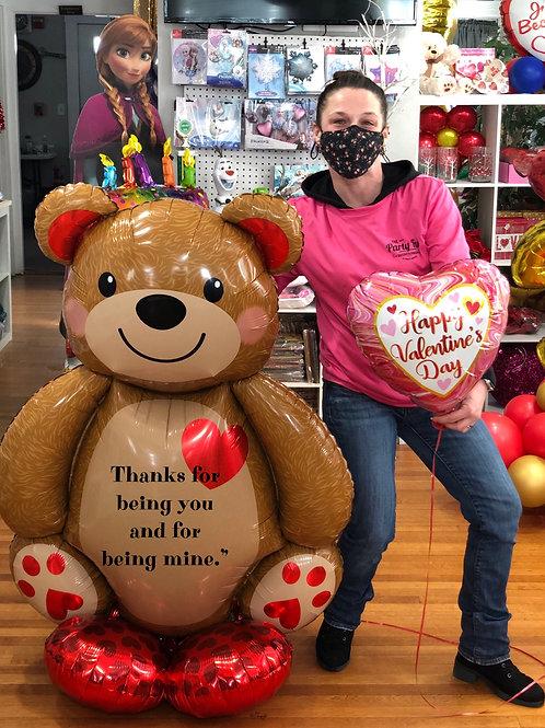 Love Teady bear