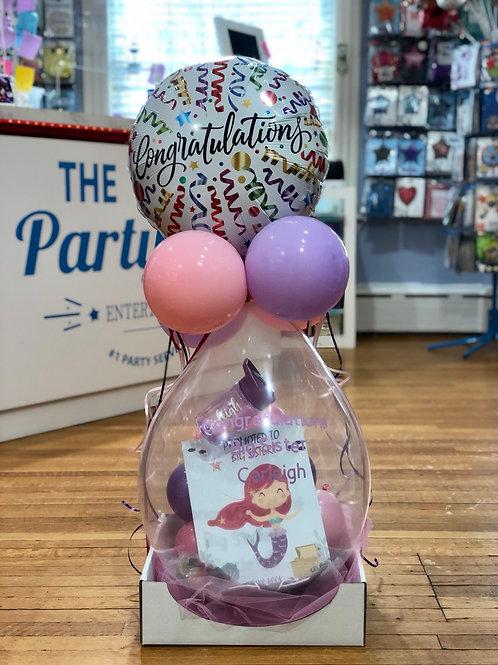 Congratulations stuffed Balloon
