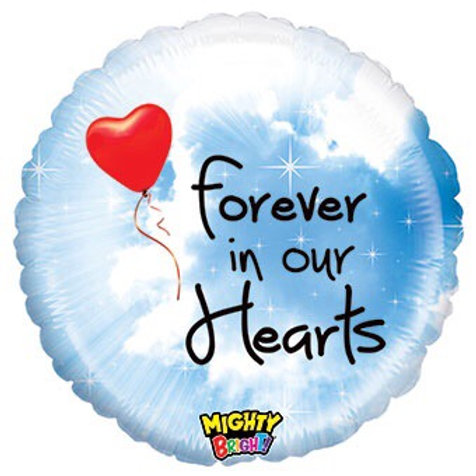 21C MIGHTY BRIGHT FOREVER IN OUR HEARTS