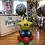 Thumbnail: Happy Birthday Super Mario Brothers gamer mini balloon display