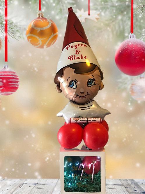 Good bye Elf on the shelf