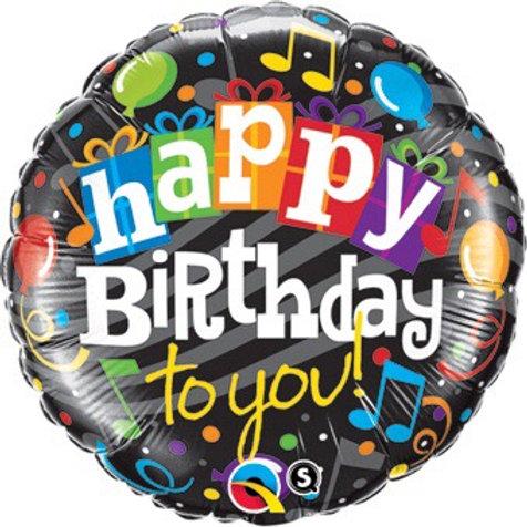 18C HB TO YOU  happy birthday