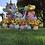 Thumbnail:  Custom Birthday Unicorn display