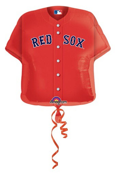 "BASEBALL LRG SHP BOSTON RED SOX JERSEY 24"" sports"