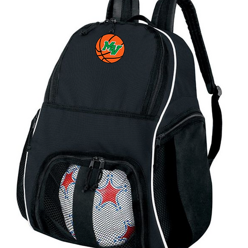 Personalized Basketball Backpack