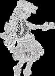 Hula Skeleton Transparent Background_edi