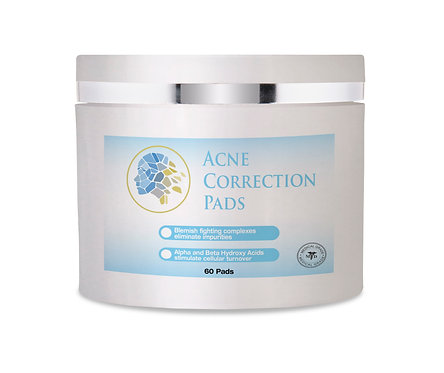 Acne Correction Pads (60 pads)