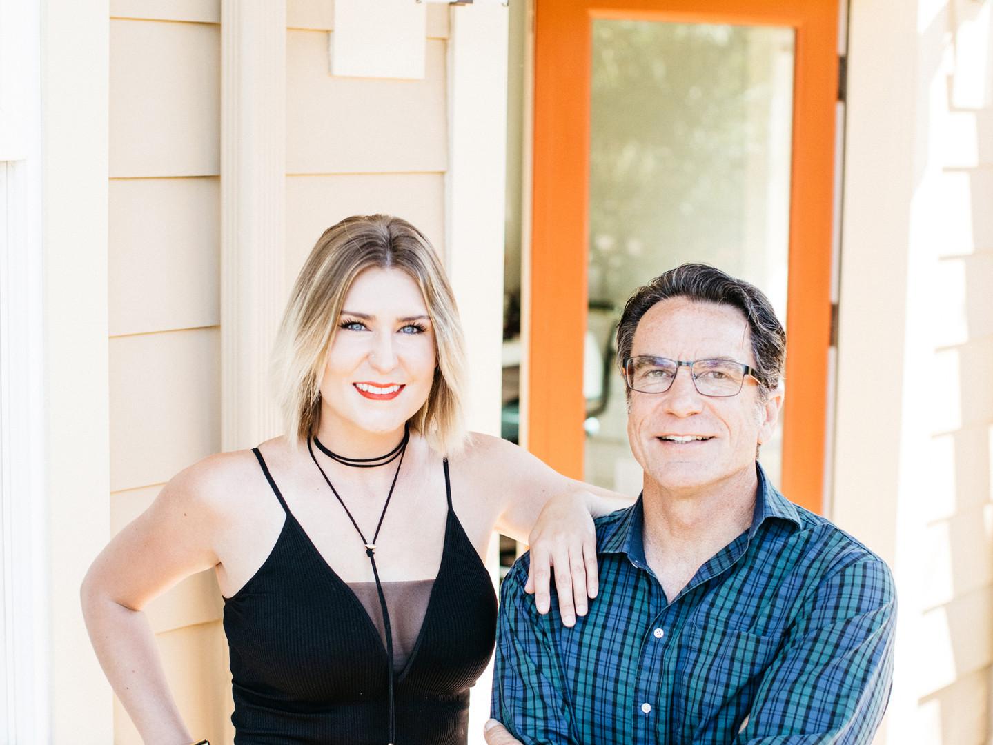 Principals Tessa Smith & Randy Foster