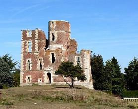 Château de l'Isle à Saint-Denis-en-Val.p