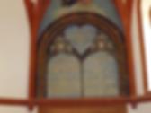 Chapelle huguenote du chateau de Chamerolles