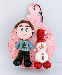 custom keepsake ornament