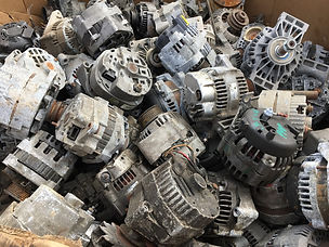 Buyer scrap Electric Motors And Alternator Traralgon