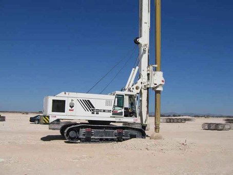 How important is a Piling Rig in your project?