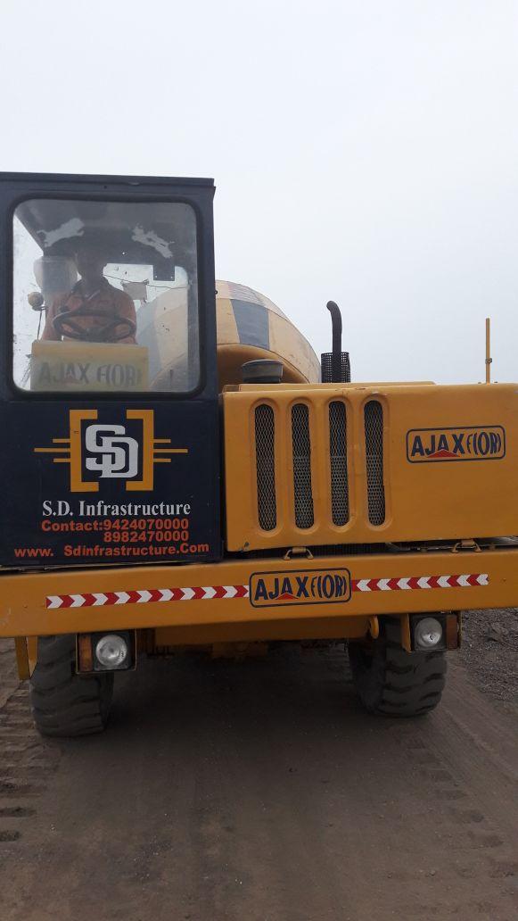 Ajax Fiori ARGO 4000
