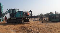 Piling Rig Maintenance
