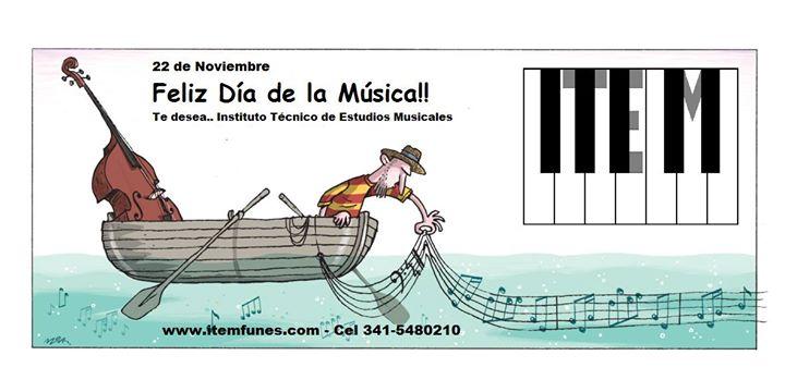 Facebook - El Día de la Música  El 22 de noviembre se celebra en todo el mundo e