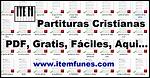 descargar partituras cristianas faciles gratis pdf piano guitarra canto letras