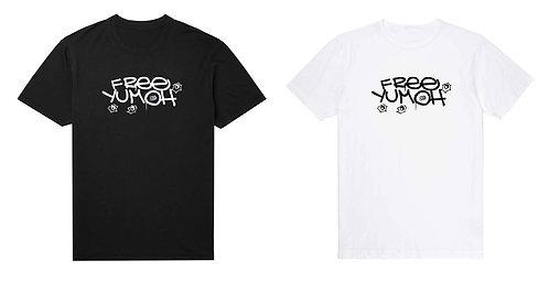 Free Yumoh T-shirt Designed by MQ