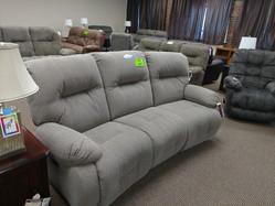 Conversational Power Headrest Sofa