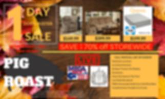 Furniture & Mattress Sale