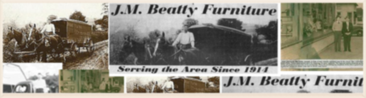 Beatty Furniture & Mattress over 100 years