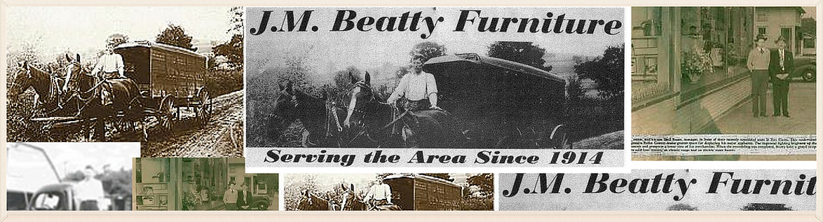 Beatty Furniture & Mattress over 100 years