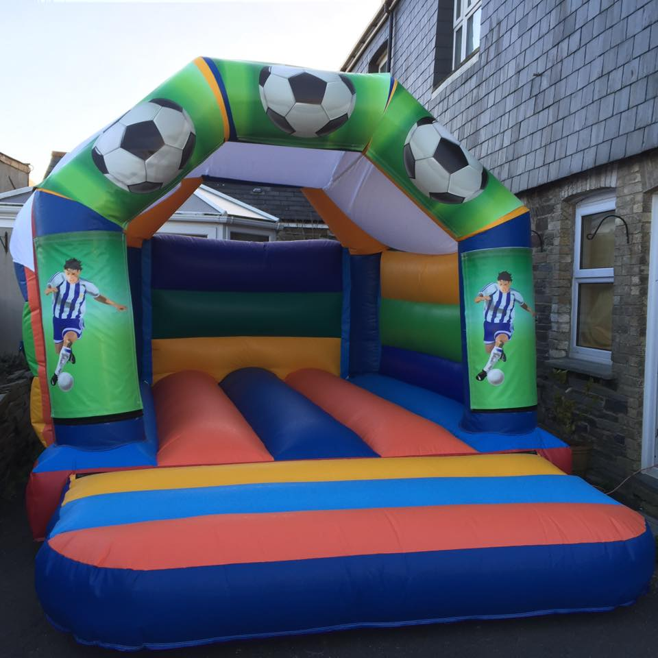 Football Bouncy Castle