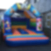bouncy castle hire cornwall