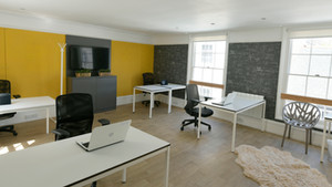 Shared Co-working Space available in central Totnes from 17th May 2021
