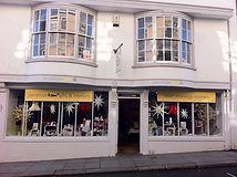 Gift shop in Totnes High St
