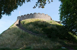 Totnes castle