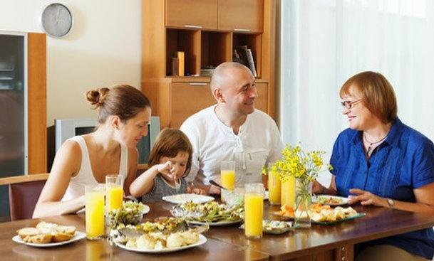Homestay Accommodation Single Full Board (per week) 16+years