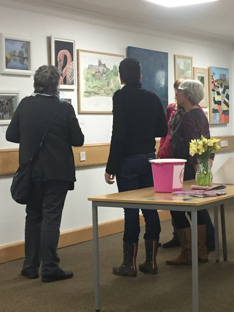 @The Gate House Art Exhibition