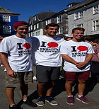 English in Totnes student win race