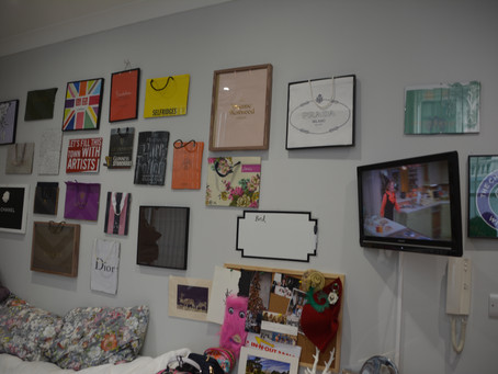 Renting and dorm Decor tips