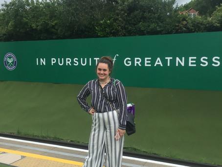 Summer of discovery: Wimbledon