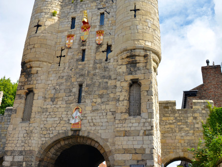 SUMMER OF DISCOVERY:weekend trip York