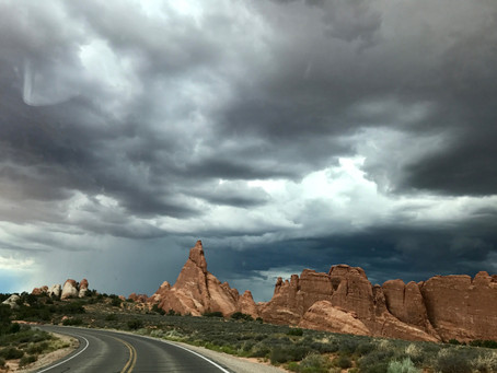 Day trip to Moab