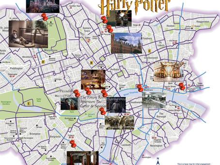 Harry Potter London Itinerary