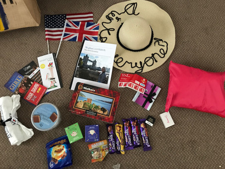 Welcome Bag for london