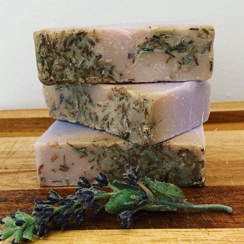Lavender & Lime Soap Bar