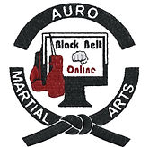 Auro Online Martial Arts University logo