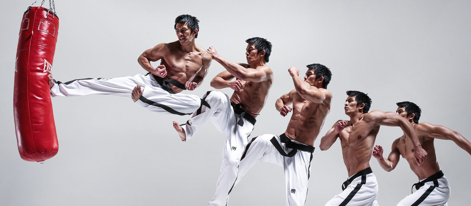 The Top 6 Health Benefits Of Martial Arts
