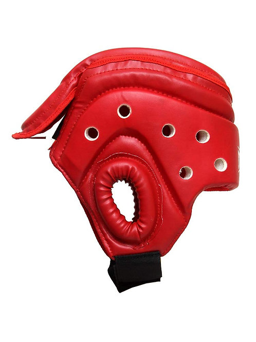 Karate Head Guard Full Face Protector