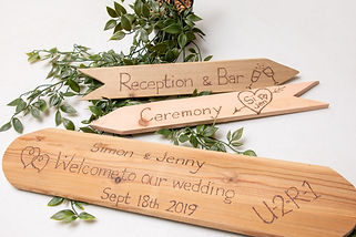 Wild Occasions wedding signs.jpg