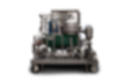 Allieds disc stack centrifuge for craft brewing