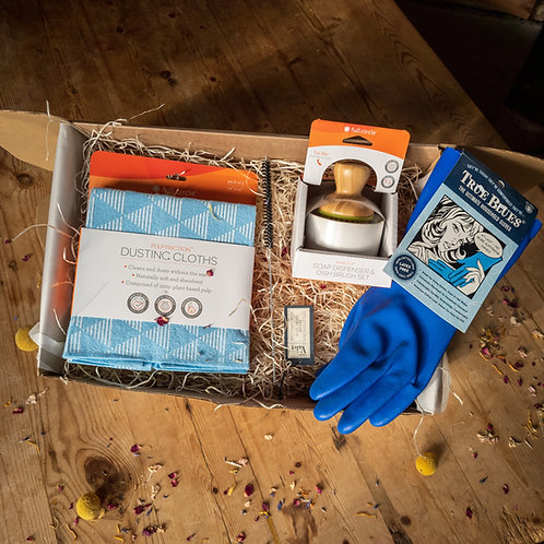 Eco Cleaning Starter Set