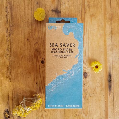 earthkind sea saver micro plastic collection wash bag