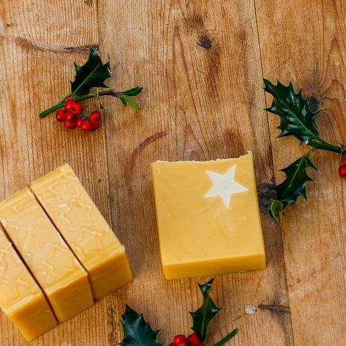 gold | frankincense | myrrh handmade soap