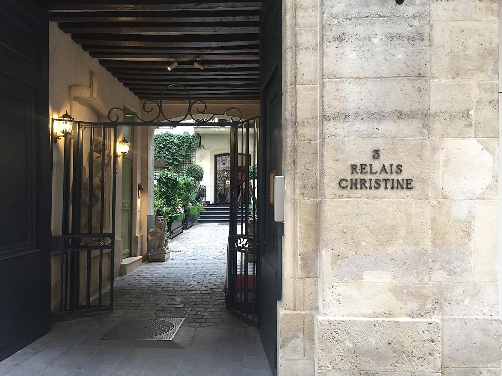 Relais Christine, Paris
